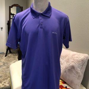 Columbia Sportswear golf polo shirt